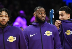 Hé lộ về áp lực khủng khiếp lên các cầu thủ trẻ LA Lakers trước cú trade Anthony Davis