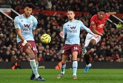 Lịch trực tiếp Bóng đá TV hôm nay 1/1: MU vs Aston Villa