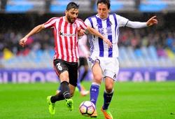 Nhận định Athletic Bilbao vs Real Sociedad, 20h00 ngày 31/12