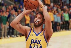 NBA 2K21 gây tranh cãi với bản danh sách 10 tay ném ba điểm xuất sắc nhất