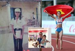 """""""Nữ hoàng marathon chân đất"""" Phạm Thị Bình tái xuất đường chạy sau 7 năm"""