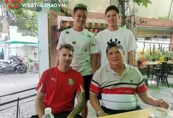 Chủ tịch CLB Bình Định: Lãnh đạo không can thiệp chuyên môn đội bóng