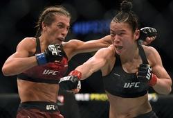 Nhìn lại Joanna Jedrzejczyk vs Weili Zhang: Trận đấu kinh điển làng MMA 2020