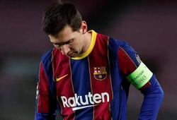 Báo thân Real xếp Messi vào Top 10 cầu thủ hay nhất năm 2020