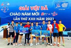 Kỷ lục gia SEA Games 30 Nguyễn Thị Oanh lần đầu vô địch giải chạy Chào năm mới Bình Dương 2021