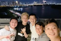 Lời chúc năm mới ngọt ngào từ các tuyển thủ Việt Nam