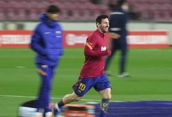 """Messi """"săn"""" bàn thắng đầu tiên ở sân đấu chưa từng lập công"""