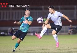 Hà Nội FC không thắng ba trận giao hữu trước thềm V.League 2021