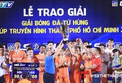 Tân binh V.League 2021 vô địch giải tứ hùng 2020