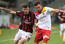 Nhận định, soi kèo Benevento vs AC Milan, 0h ngày 04/01, VĐQG Italia