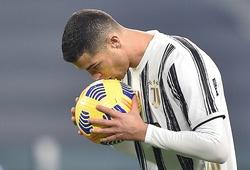 Ronaldo săn lùng kỷ lục ghi bàn 20 năm ở trận Juventus vs Udinese