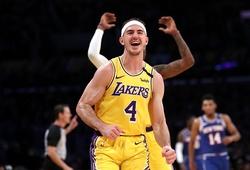 Đối diện quy định phức tạp về COVID-19, Alex Caruso vẫn chưa thể hội quân cùng Lakers