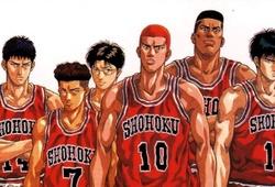 Slam Dunk vượt Naruto và Conan, lọt top 3 Manga hay nhất mọi thời đại