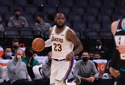 LeBron James suýt đạt triple-double, Lakers thắng dễ Grizzlies