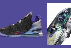 LeBron James cùng sao bóng đá Kylian Mbappe trình làng siêu phẩm Nike mới