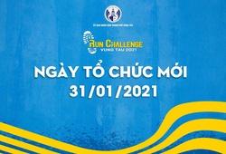 Vung Tau Run Challenge 2021 chọn ngày tổ chức, mở đăng ký đến 30/1