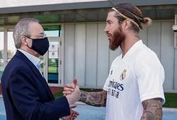 Ramos cảnh báo Real Madrid về viễn cảnh làm đồng đội Messi