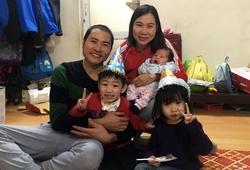Nữ hoàng chạy trung bình Trương Thanh Hằng tặng chồng quà sinh nhật siêu đặc biệt