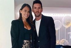 Messi từ chối lời cầu xin của vợ Antonella khi đòi rời Barca