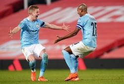 Video bóng đá Anh hôm nay 7/1: Highlight MU vs Man City