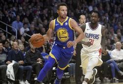 Nhận định NBA: Golden State Warriors vs LA Clippers (ngày 07/01, 10h00)