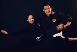 """Ngắm bộ ảnh cưới """"cực chất"""" của cặp đôi vô địch Silat thế giới Nguyễn Duy Tuyến – Phạm Thị Tươi"""