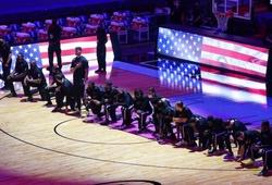 Mỹ tiếp tục có bạo loạn về chính trị: Suýt hoãn trận đấu giữa Boston và Miami