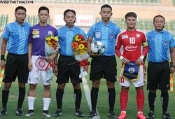 Trọng tài FIFA bắt chính đại chiến Viettel vs Hà Nội