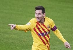 Messi lập kỷ lục giành điểm cho một CLB La Liga