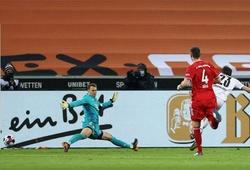 Video Highlight Gladbach vs Bayern Munich, bóng đá Đức hôm nay 9/1