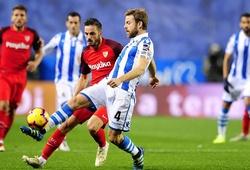 Nhận định Sevilla vs Real Sociedad, 20h ngày 09/01, VĐQG Tây Ban Nha