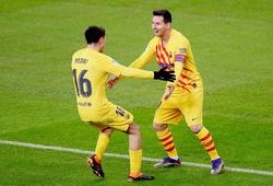 Barca suýt không được chứng kiến Messi kết hợp với Pedri