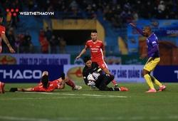 HLV Trương Việt Hoàng khen ngợi cầu thủ Viettel sau thất bại trước Hà Nội