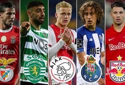 """Top 5 CLB bán cầu thủ """"đắt hàng"""" nhất châu Âu"""