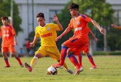Kết quả U19 SLNA vs U19 Đà Nẵng, vòng loại U19 Quốc gia 2021