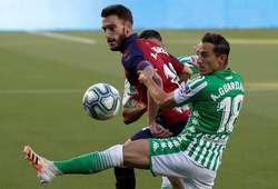 Nhận định Huesca vs Real Betis, 3h ngày 12/01, VĐQG Tây Ban Nha