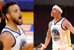 Damion Lee tiếp tục ra tay giải cứu Warriors trong đêm tệ hại của Stephen Curry