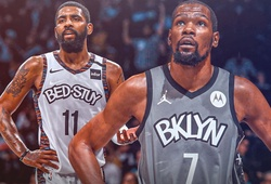Kevin Durant cũng cạn lời vụ Kyrie Irving tự ý bỏ thi đấu