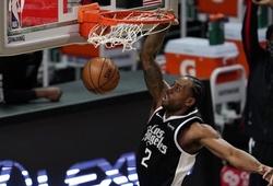 Kawhi Leonard đạt mốc 10.000 điểm, LA Clippers thắng sát nút