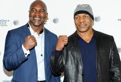 Evander Holyfield tiết lộ đề nghị thượng đài 200 triệu đô với Mike Tyson