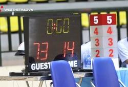 Giờ trôi - đặc sản của bóng rổ học sinh