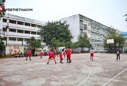 Hoài niệm với sân bóng rổ trường Ams cũ tại VSBL 2020/21