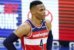 Russell Westbrook nghỉ thi đấu vì chấn thương: Quá nhiều khó khăn cho Wizards