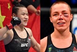 Dana White muốn Zhang Weili bảo vệ đai trước Rose Namajunas hoặc Carla Esparza ở Châu Á
