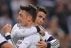 Ozil giải thích tại sao Cristiano Ronaldo tốt hơn Messi