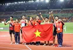 """Xung quanh chỉ tiêu """"khủng"""" 17-19 HCV của điền kinh Việt Nam tại SEA Games 31"""