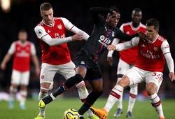 Lịch trực tiếp Bóng đá TV hôm nay 14/1: Arsenal vs Crystal Palace