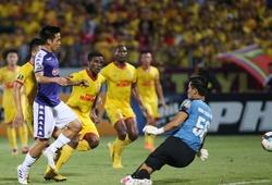Lịch trực tiếp Bóng đá TV hôm nay 15/1: Nam Định vs Hà Nội