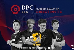 Lịch thi đấu Dota 2 DPC 2021 Season 1 của 496 Gaming tại SEA Upper Region