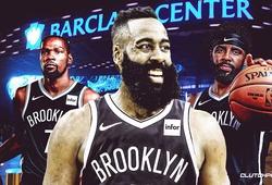 BOM TẤN: James Harden được trade đến Brooklyn Nets, tạo superteam cùng Kyrie Irving và Kevin Durant